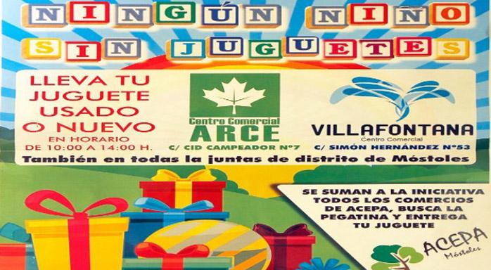 """Edición Acepa Móstoles Niño Sin V """"ningún – Juguetes"""" F3K1TlJc"""